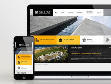 Astra – Technologia Betonu